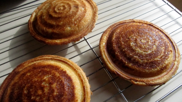 Toas-Tites on a cooling rack