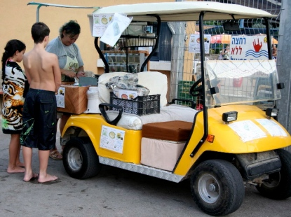 Tamar clubcar 2009 5